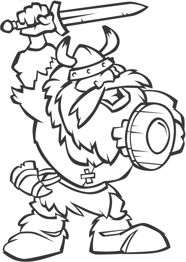 viking coloring page viking coloring pages to download and print for free coloring viking page