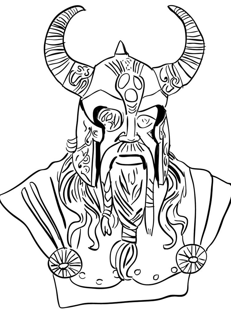 viking coloring page viking coloring pages to download and print for free coloring viking page 1 1