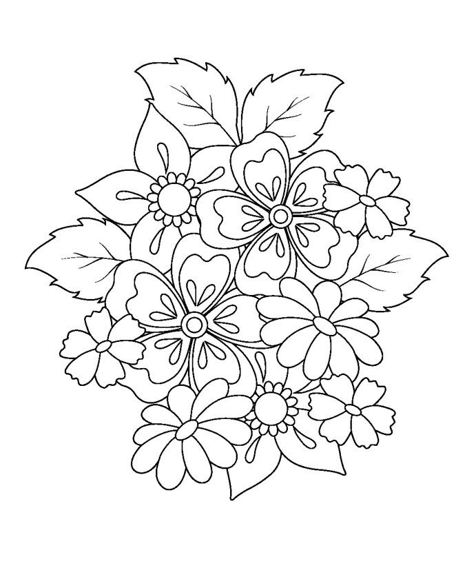 vintage flower coloring pages some more vaughan39s flowers grayscale coloring flower coloring vintage pages flower
