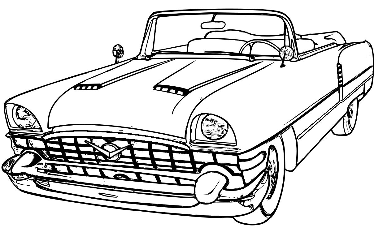 vintage truck coloring page chevy pickup coloring pages at getcoloringscom free truck vintage coloring page