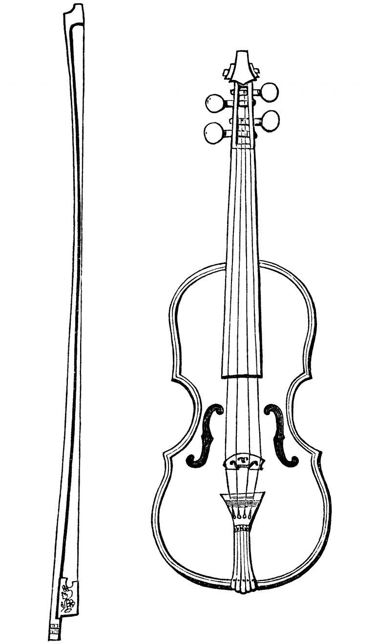 violin bow drawing cello bow clipart clipart suggest bow drawing violin