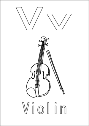 violin pictures to print violin coloring page enchantedlearningcom pictures print violin to