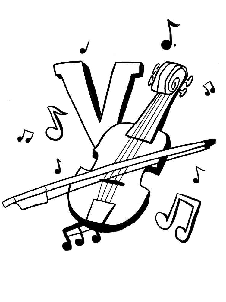 violin pictures to print violin coloring pages books 100 free and printable violin to pictures print