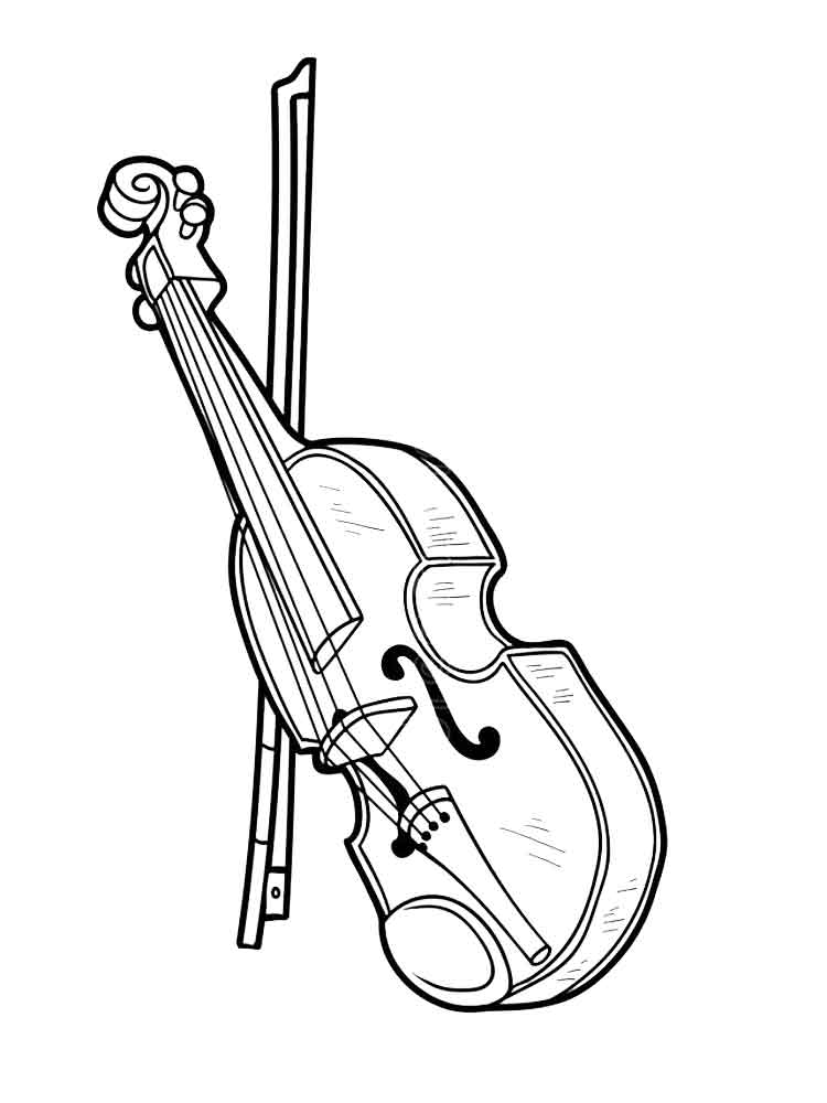 violin pictures to print violin coloring pages coloring pages to download and print violin pictures to print