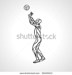volleyball setter clipart volleyball setter clipart 20 free cliparts download clipart setter volleyball