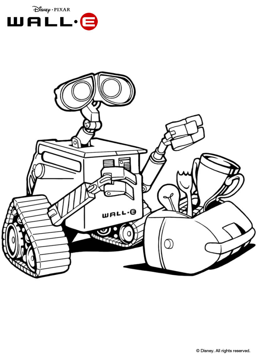 wall e pictures to print wall e coloring pages best coloring pages for kids to wall print e pictures