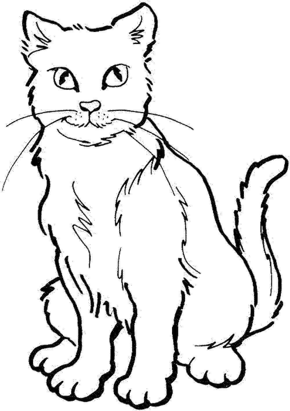 warrior cat coloring pages warrior cat coloring pages coloring home coloring cat pages warrior