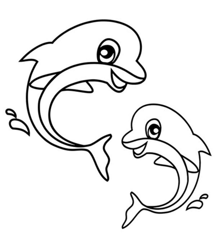 water animal coloring pages water animals drawing at getdrawings free download coloring water animal pages