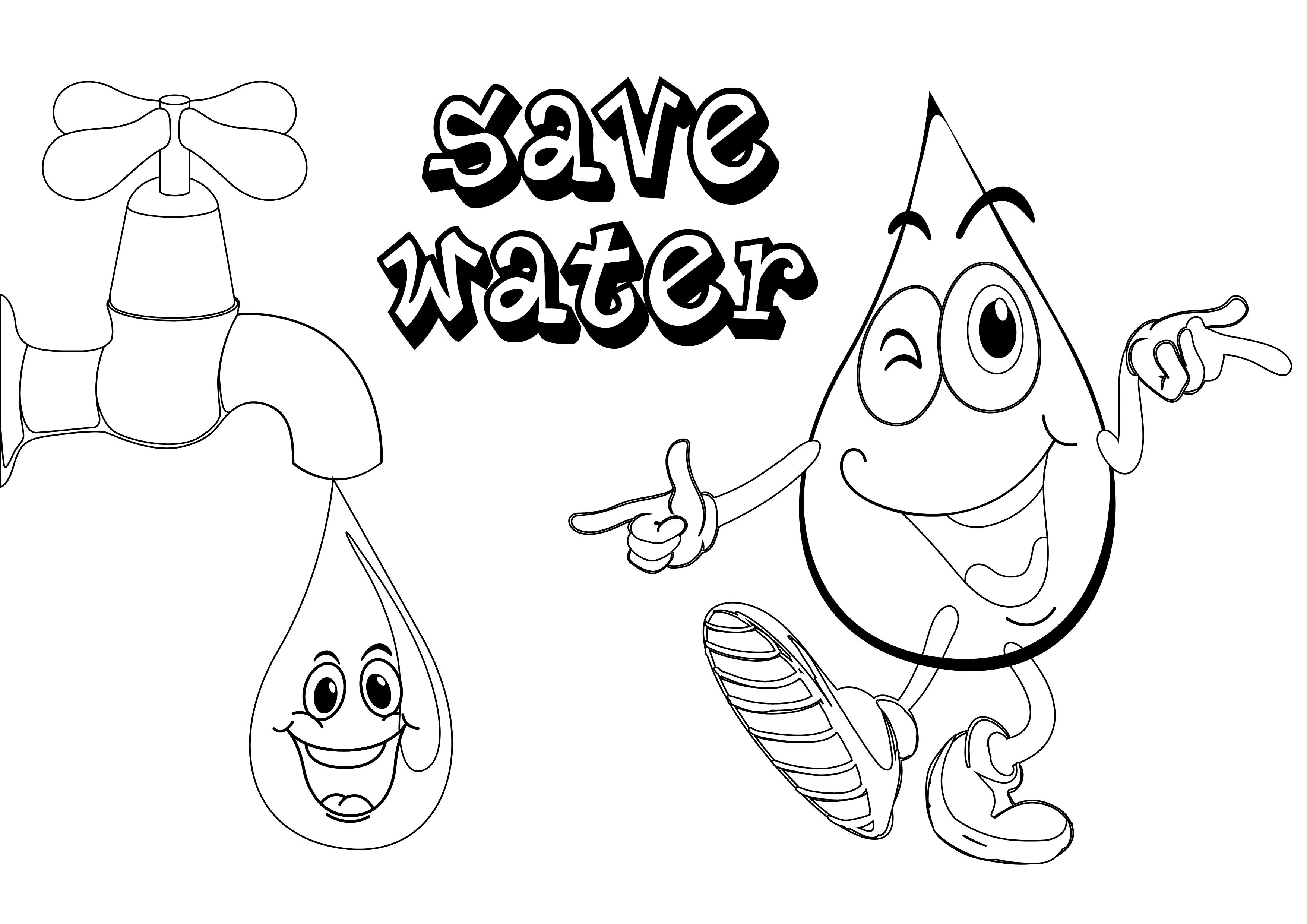 water coloring images water coloring pages to download and print for free images coloring water 1 1