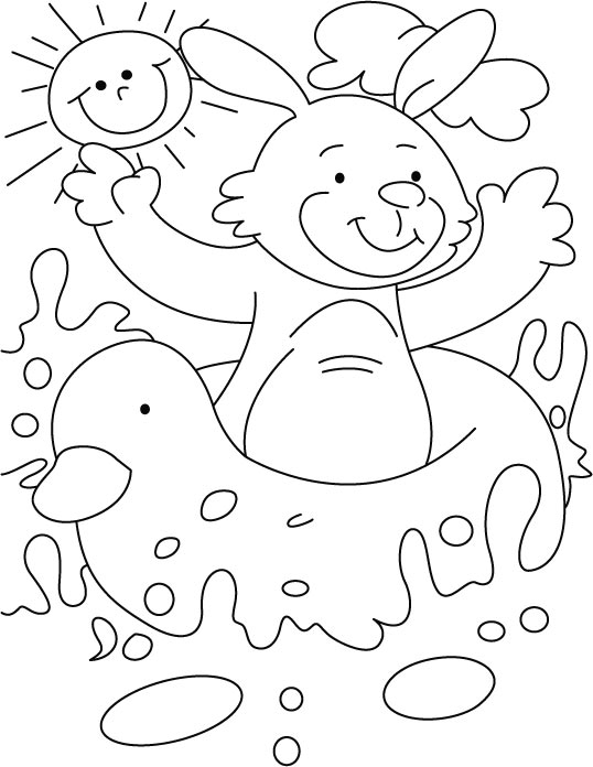 water day coloring sheets new ways to keep the kids entertained coloring day water sheets