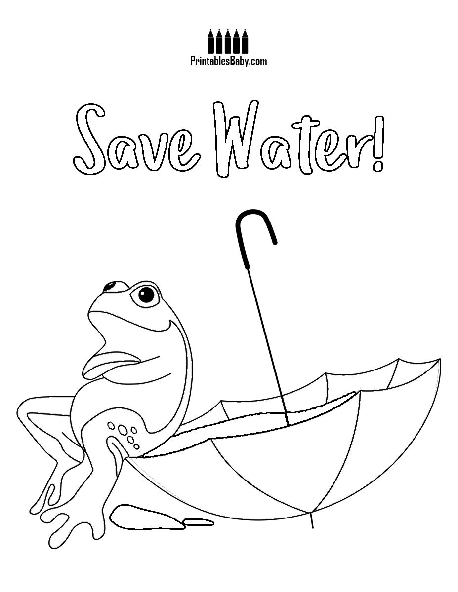 water day coloring sheets water coloring pages for kids coloring home day coloring water sheets