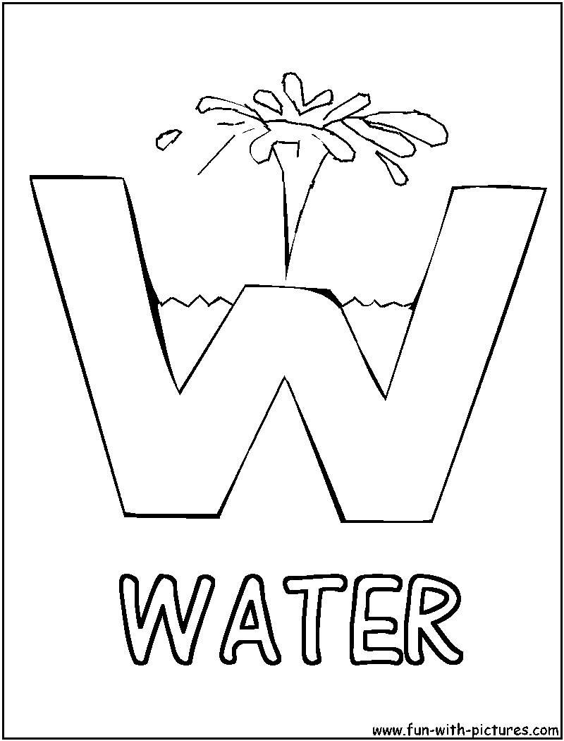 water day coloring sheets water joy ride coloring page download free water joy water sheets day coloring