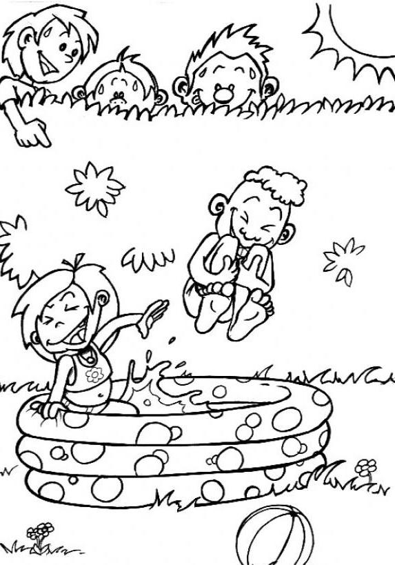 water day coloring sheets water slide coloring pages coloring home sheets water coloring day