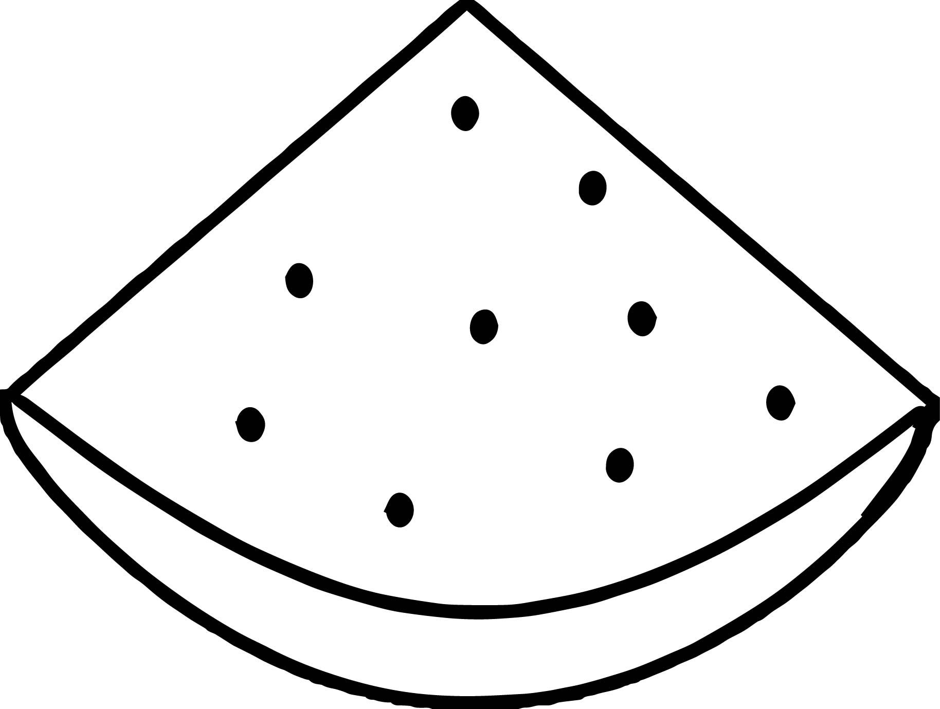 watermelon for coloring awesome watermelon summer quarter coloring page summer coloring for watermelon
