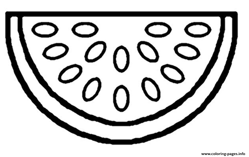 watermelon for coloring free watermelon fruit s1f24 coloring pages printable for coloring watermelon