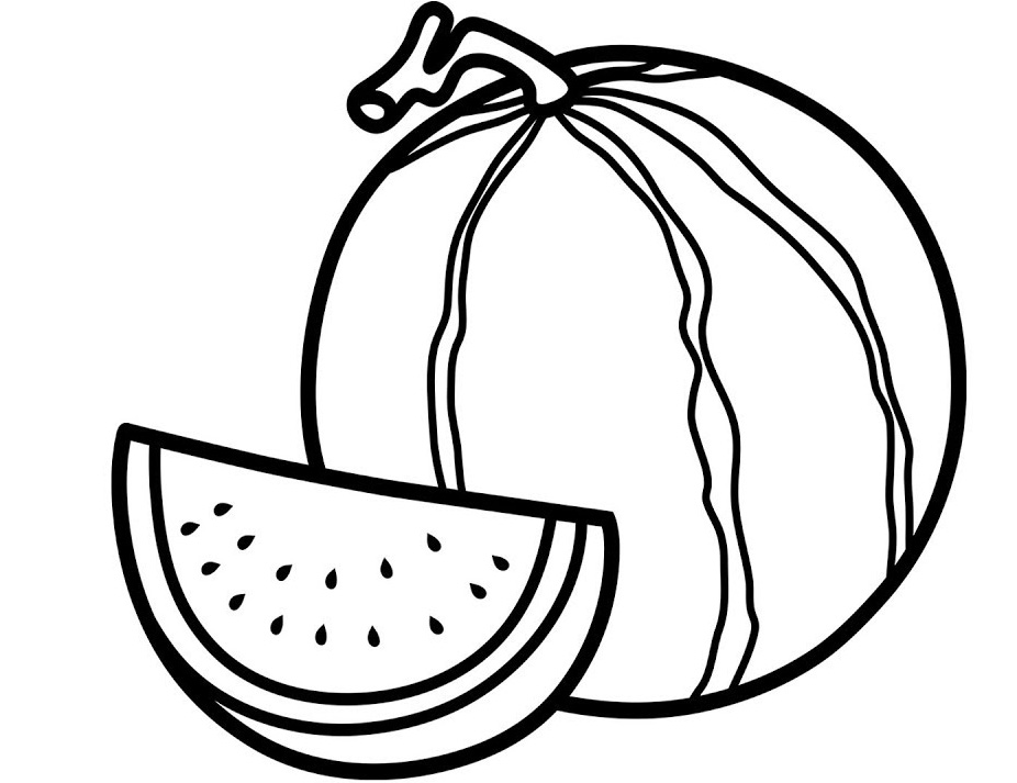 watermelon for coloring watermelon coloring pages to print watermelon coloring coloring for watermelon