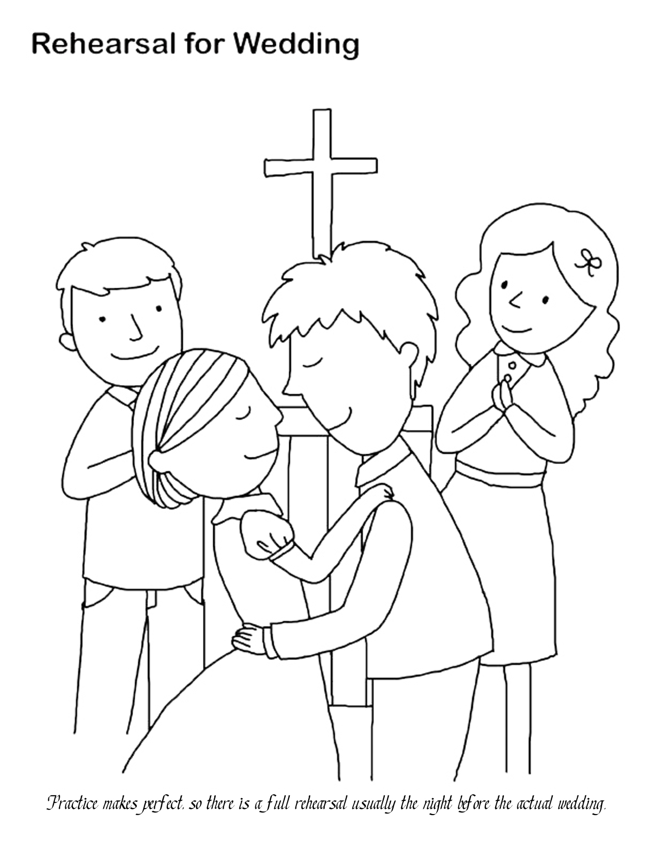 wedding coloring pages wedding coloring pages best coloring pages for kids wedding coloring pages 1 1