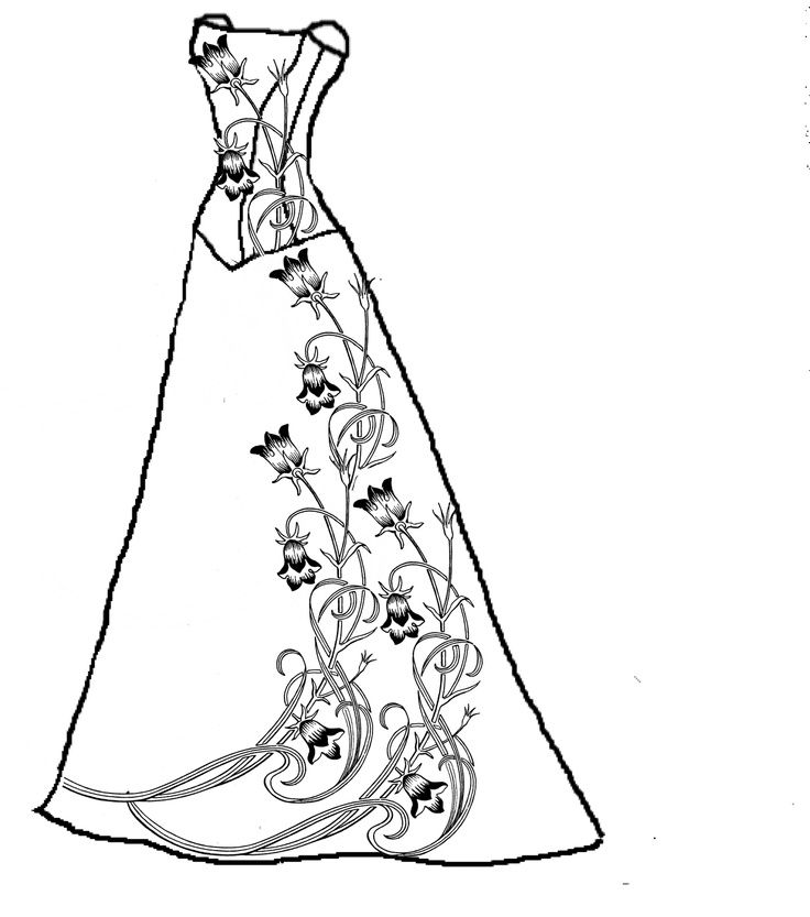wedding dresses coloring pages wedding dress coloring pages coloring home coloring pages dresses wedding