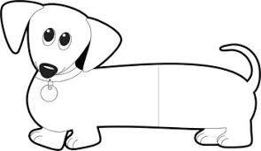 weiner dog coloring pages dachshund coloring pages best coloring pages for kids dog pages weiner coloring