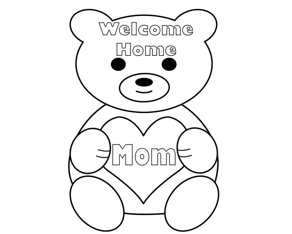welcome home coloring pages welcome back coloring pages welcome home daddy coloring home welcome coloring pages