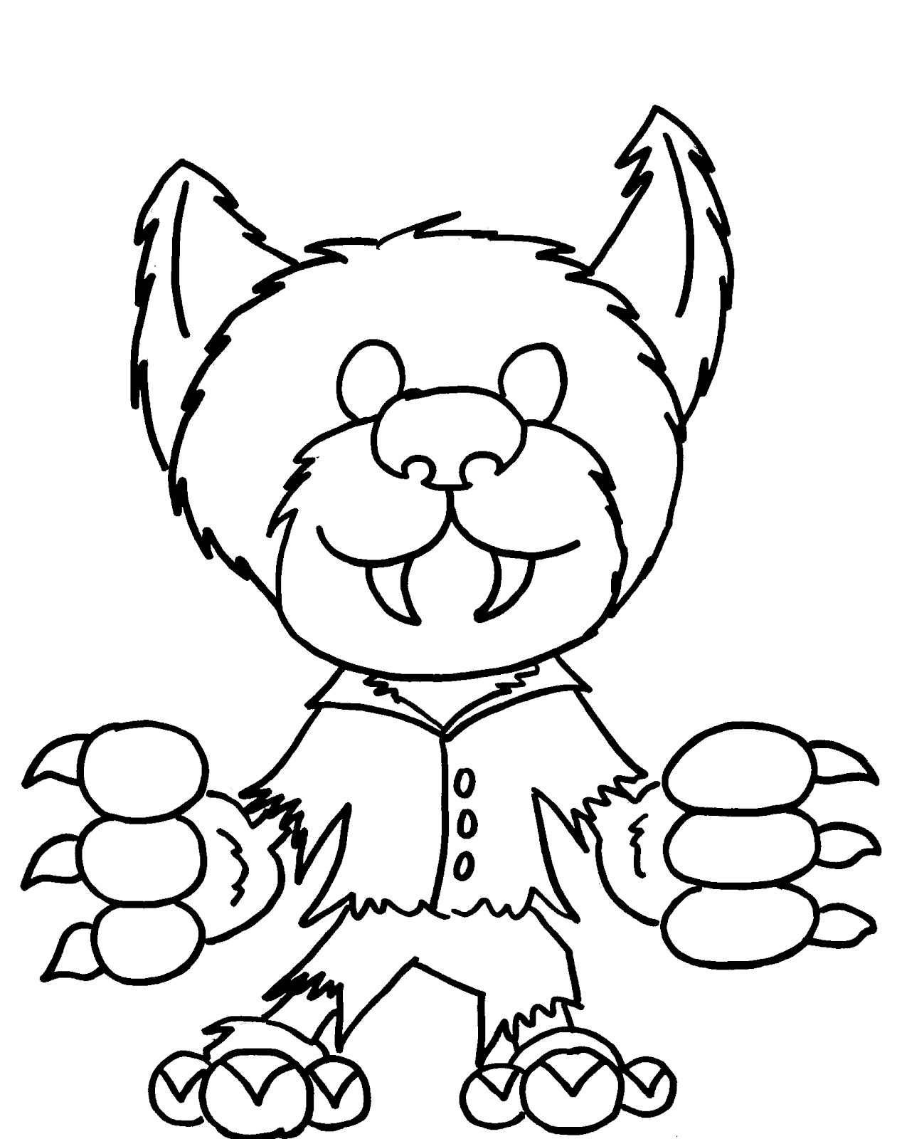 werewolf coloring pages printable free werewolf coloring pages coloring home printable coloring pages werewolf