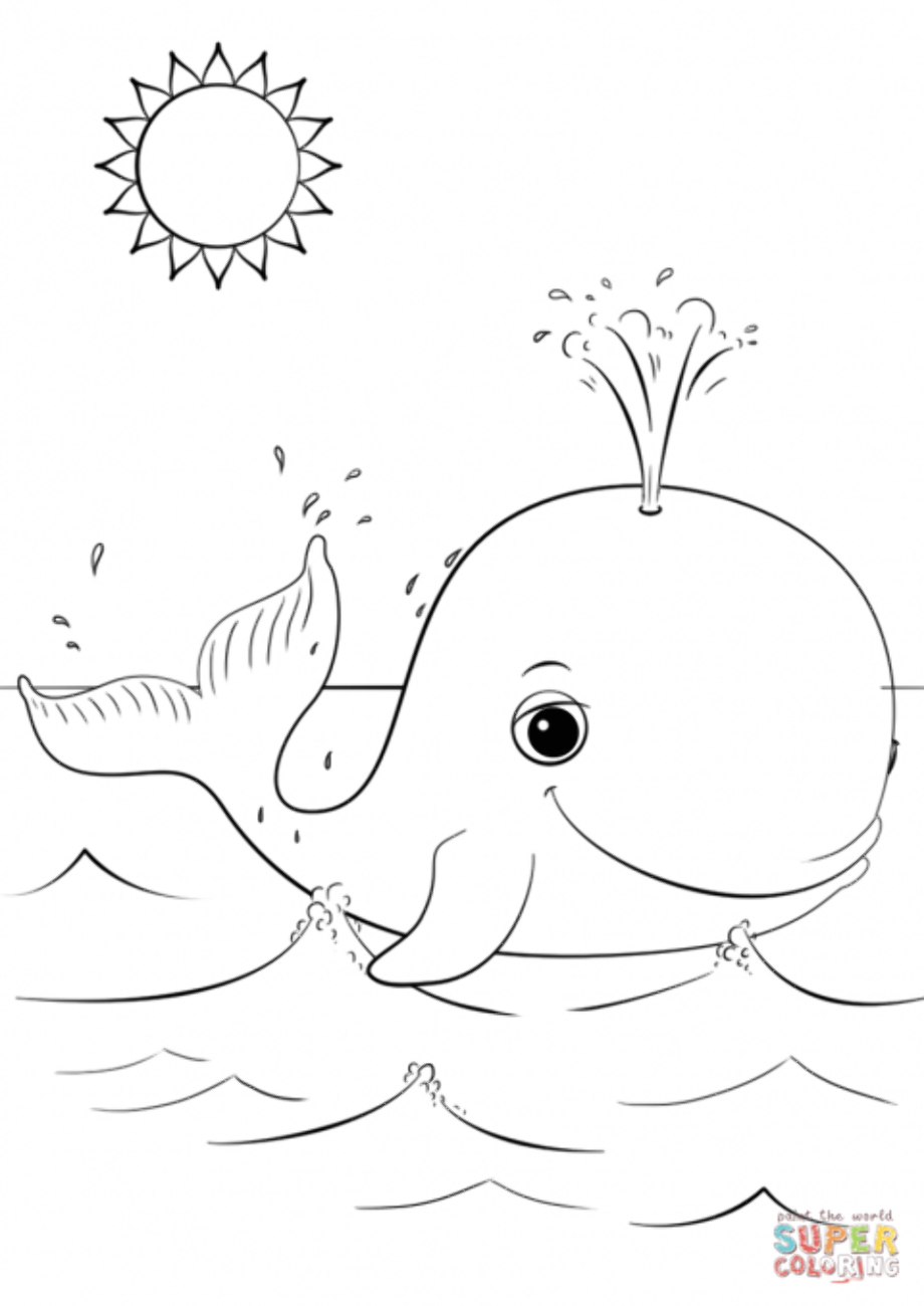 whale coloring picture cute colorable whale free clip art whale coloring picture