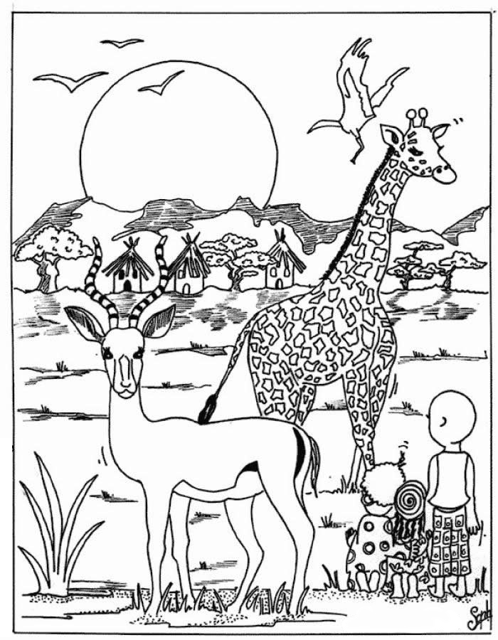 wild animals coloring pages wild animal coloring pages best coloring pages for kids animals coloring pages wild