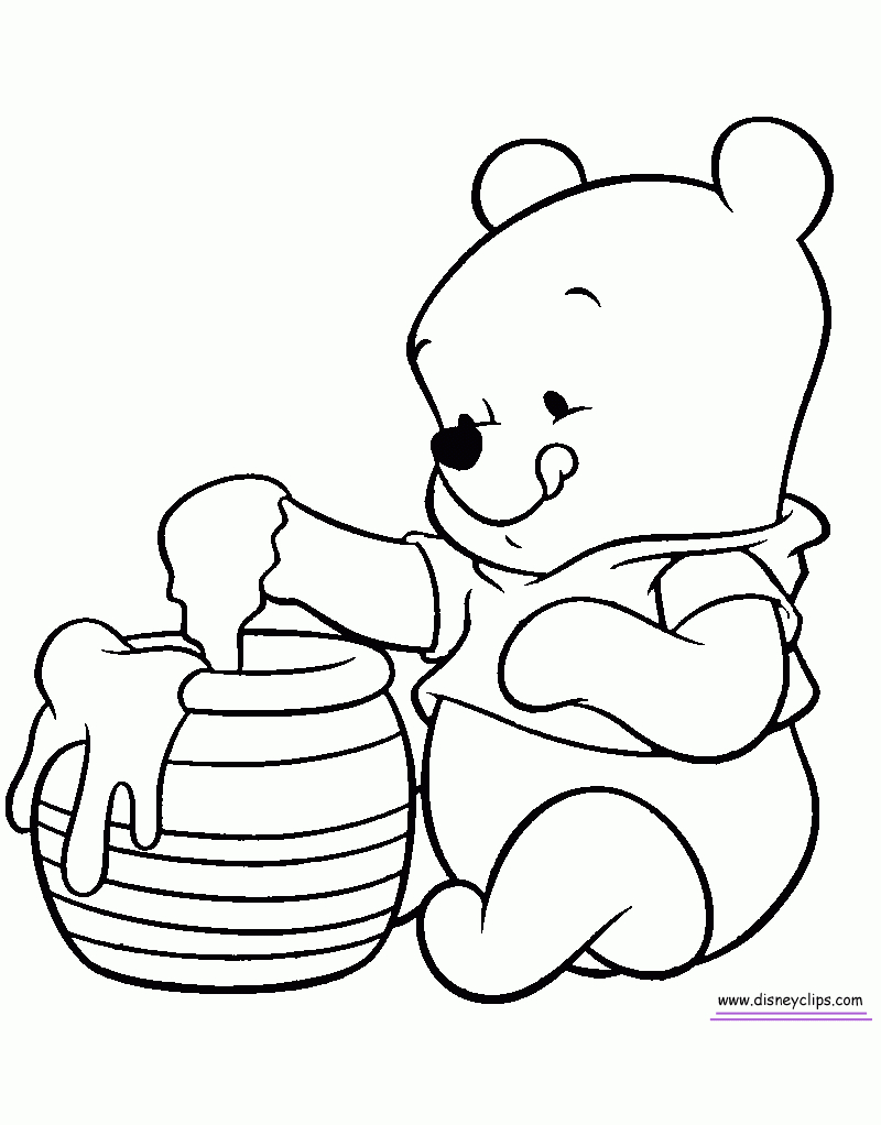winnie the pooh drawing winnie pooh characters drawing at getdrawings free download drawing the winnie pooh