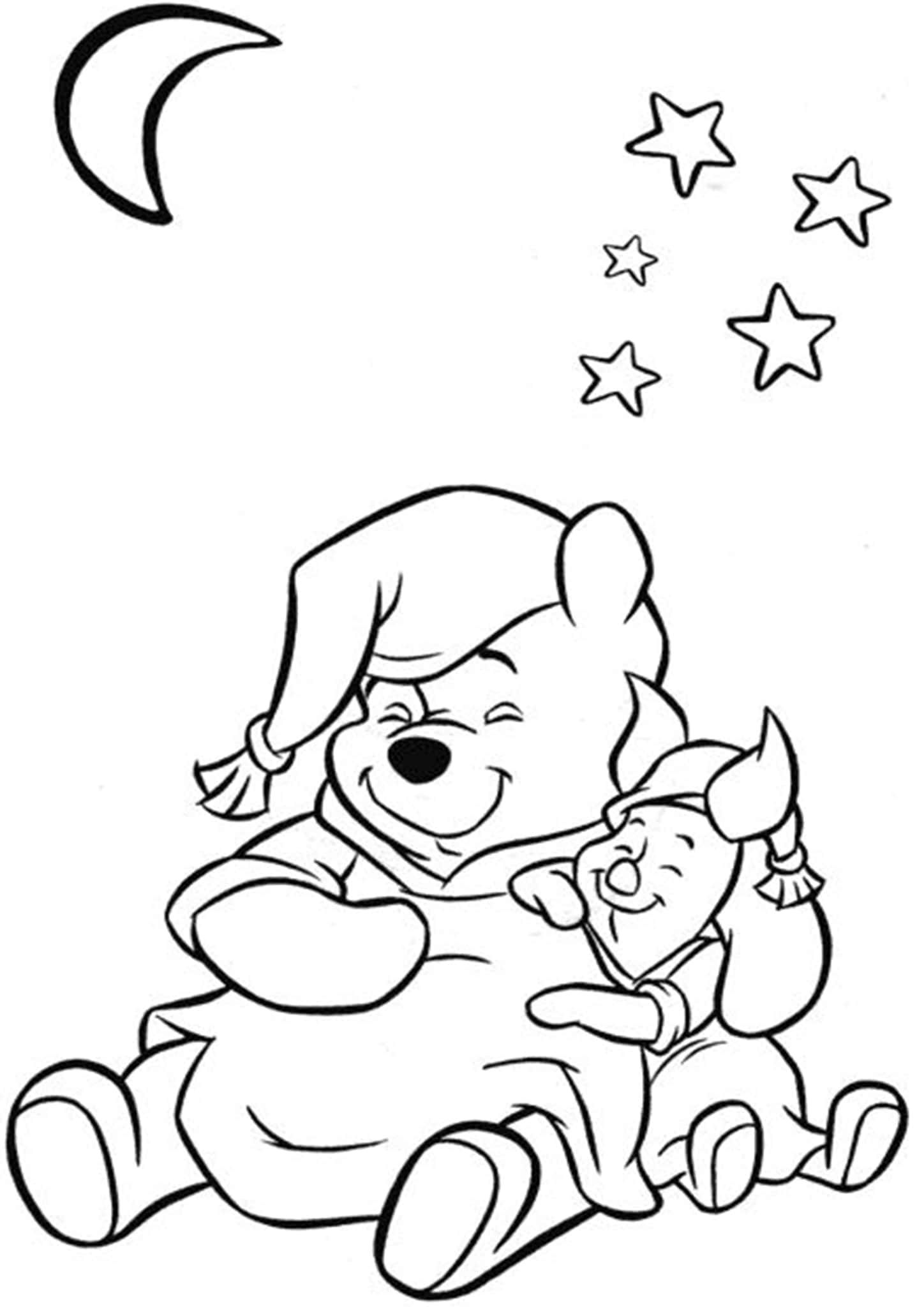 winnie the pooh rabbit coloring pages winnie the pooh and rabbit coloring pages coloring home coloring winnie the pages rabbit pooh