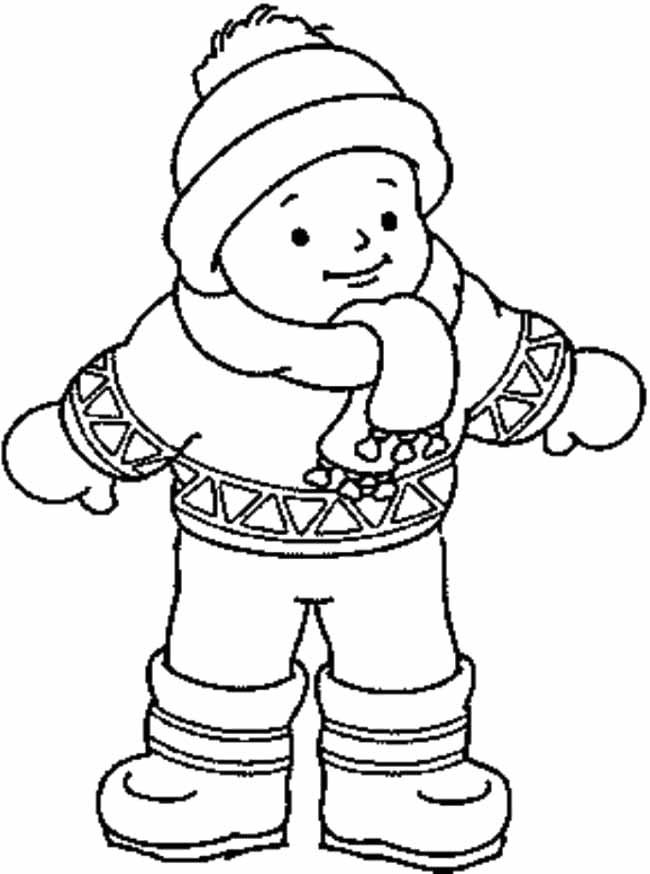 winter clothes colouring pages winter clothes coloring pages to download and print for free winter pages colouring clothes