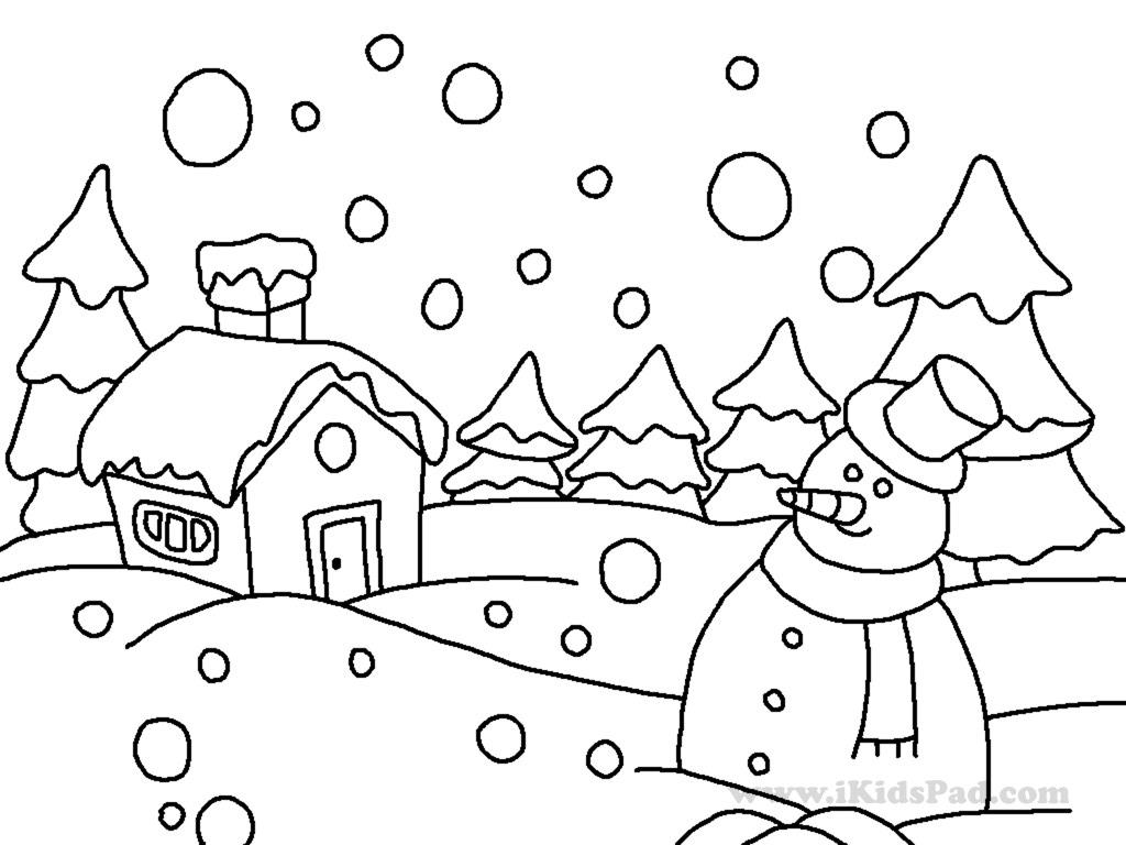 winter coloring winter coloring pages coloring kids coloring winter