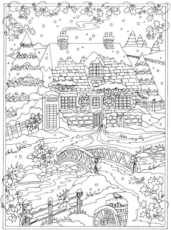 winter wonderland coloring pages coloring pages for winter wonderland pages coloring wonderland winter