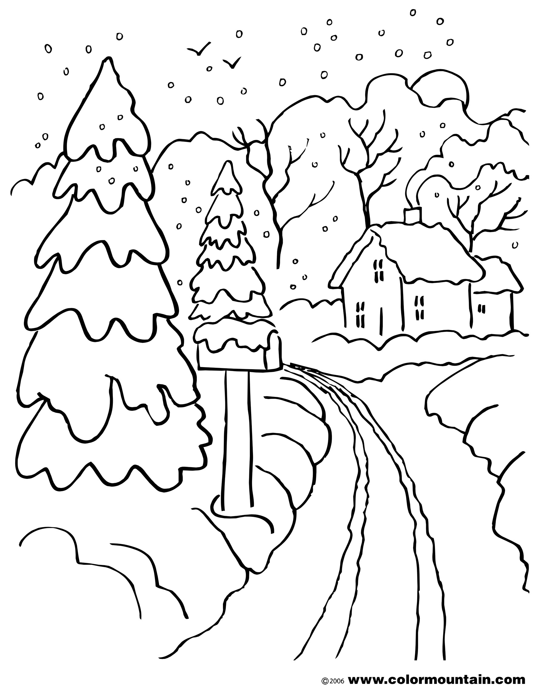 winter wonderland coloring pages winter wonderland coloring pages activity shelter pages wonderland winter coloring