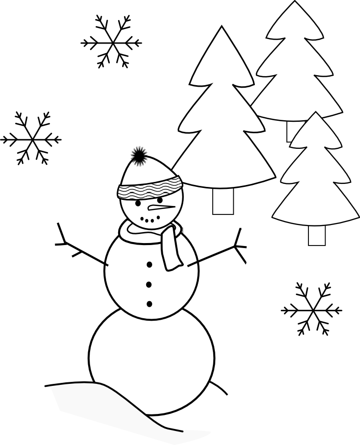 winter wonderland coloring pages winter wonderland drawing at getdrawings free download pages winter wonderland coloring