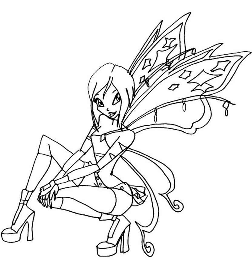 winx club colouring pages believix bloom believix coloring page free printable coloring pages winx pages colouring believix club
