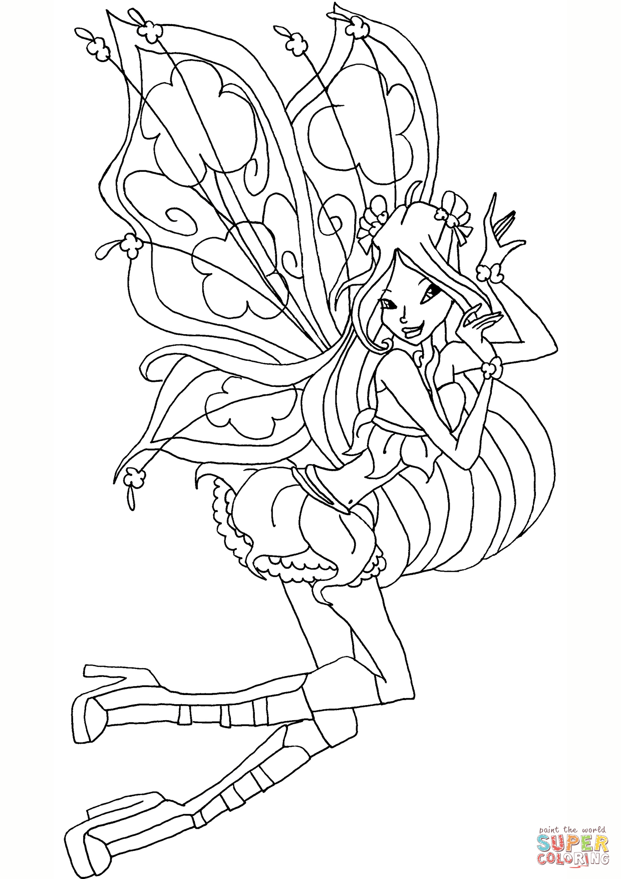 winx club colouring pages believix winx club all colorear winx club believix winx believix colouring pages club