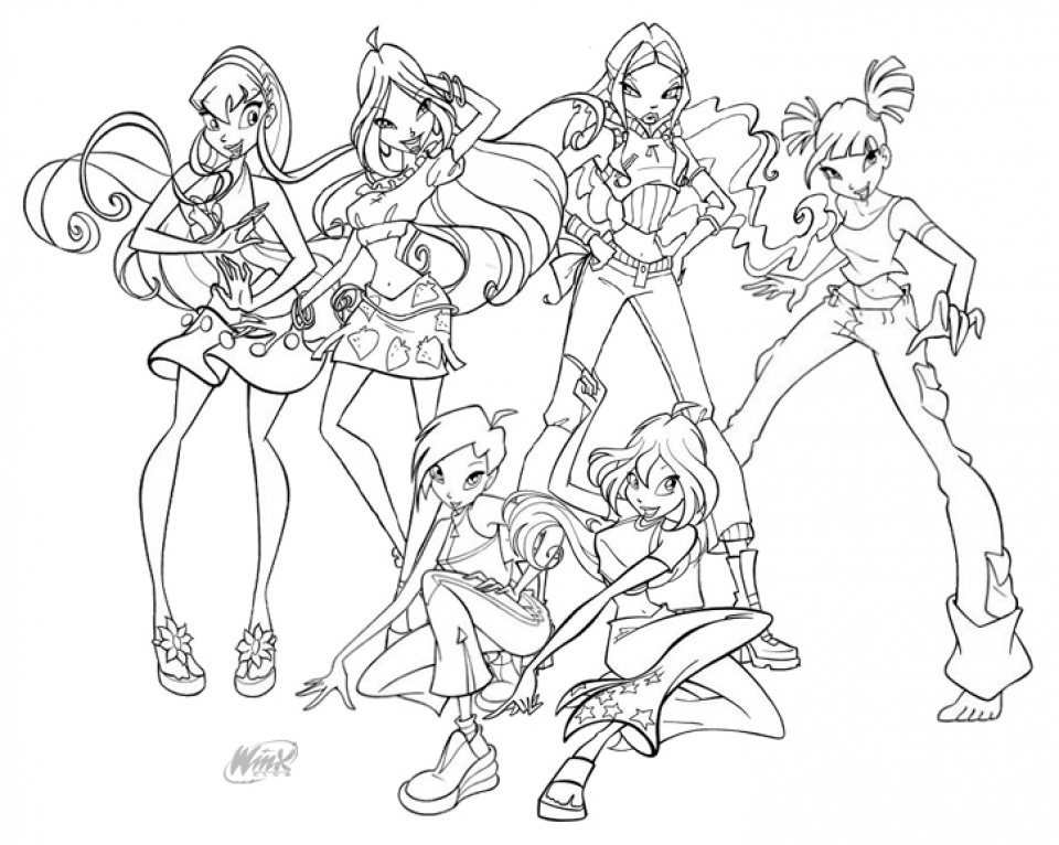 winx club colouring pages believix winx club bloomix coloring pages to download and print for believix pages winx club colouring