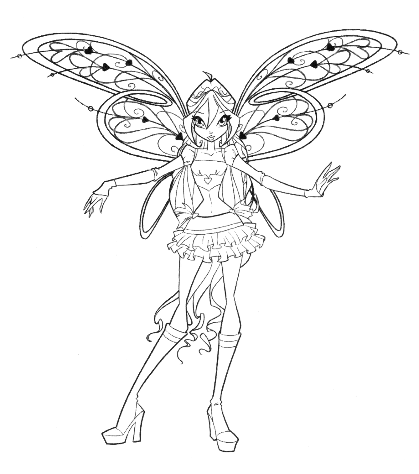 winx club colouring pages believix winx club musa believix coloring pages sketch coloring page pages believix colouring winx club