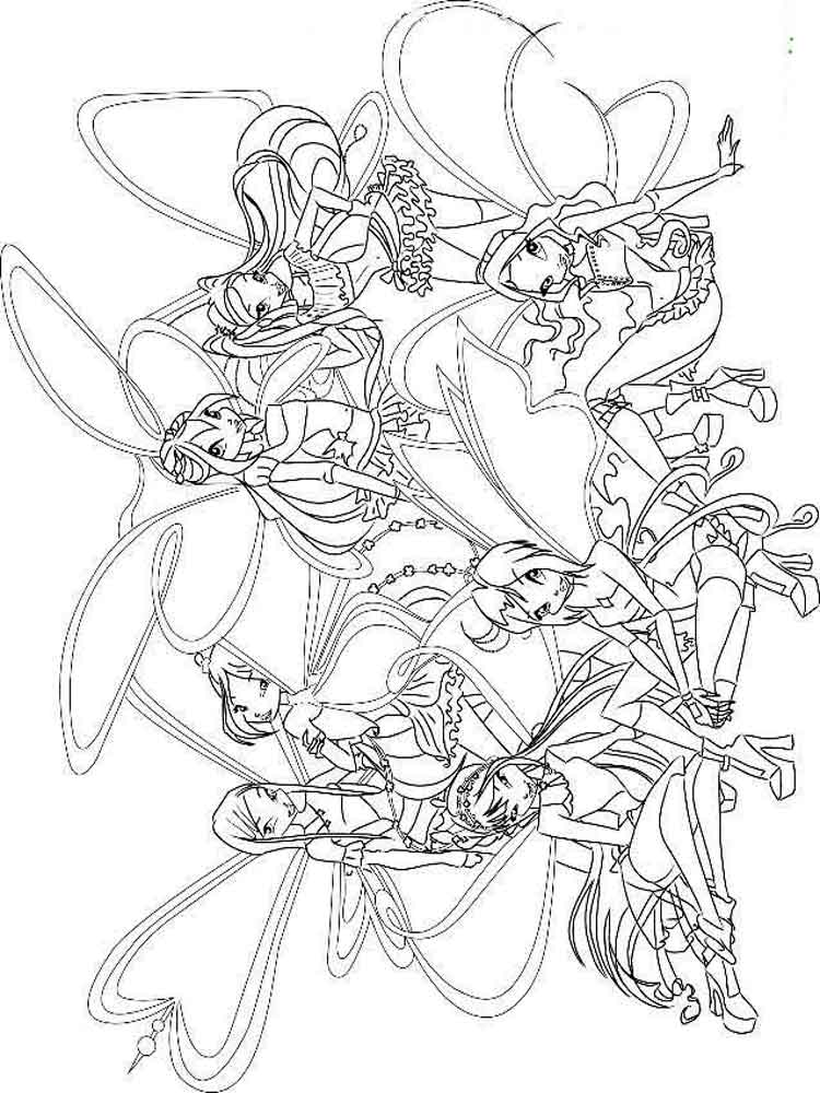 winx club colouring pages believix winx coloring pages best coloring pages for kids pages believix winx colouring club