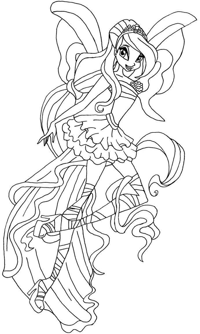 winx club colouring pages believix winx coloring pages to download and print for free pages colouring club winx believix