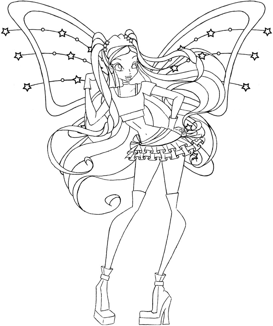 winx club colouring pages believix winx harmonix coloring pages to download and print for free winx pages colouring club believix