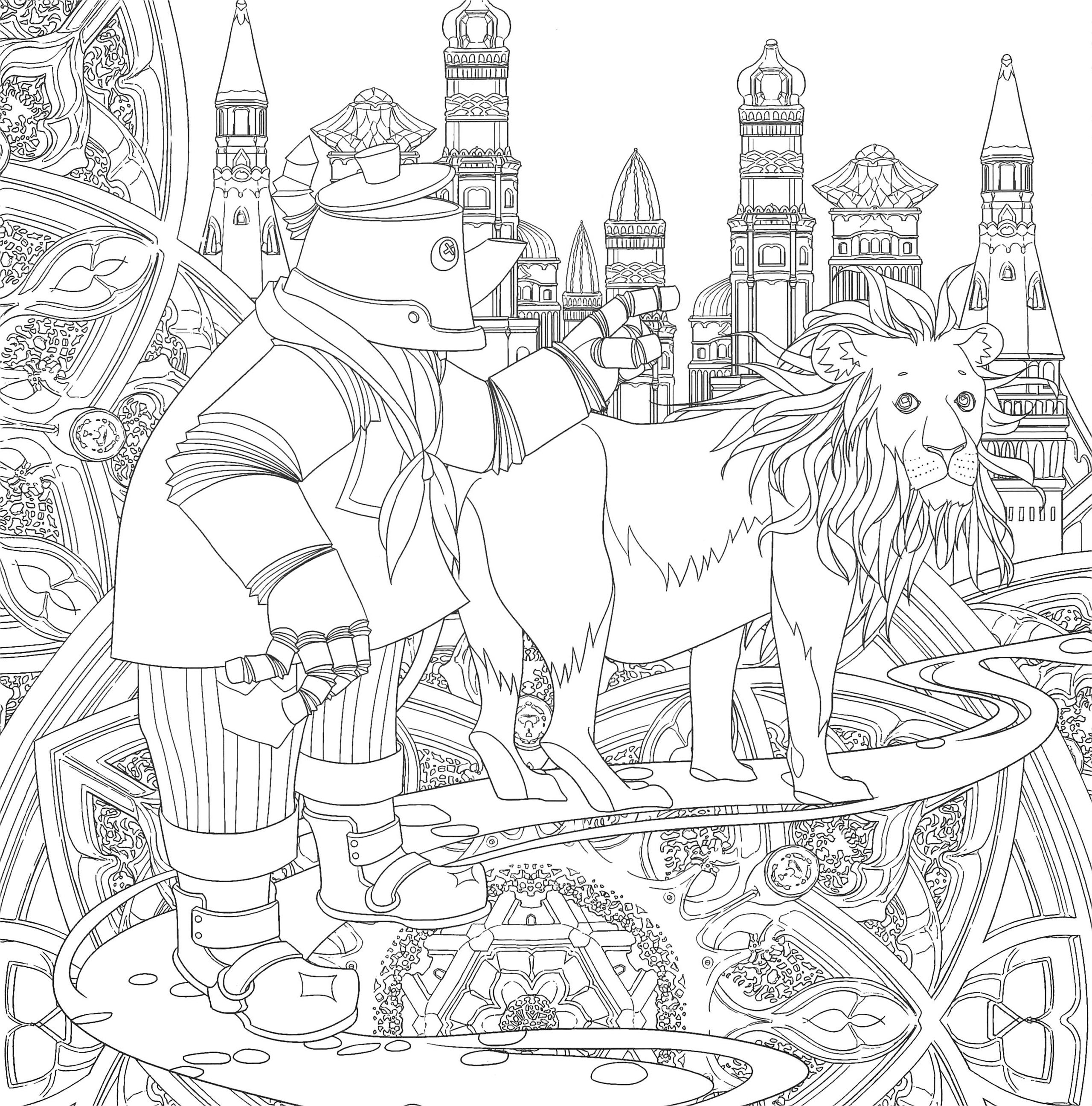 wizard of oz coloring wizard of oz coloring pages oz coloring of wizard