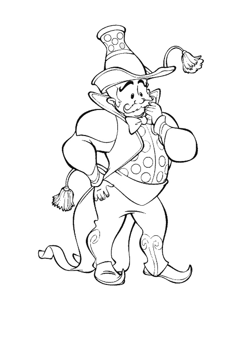 wizard of oz coloring wizard of oz coloring pages wizard coloring of oz