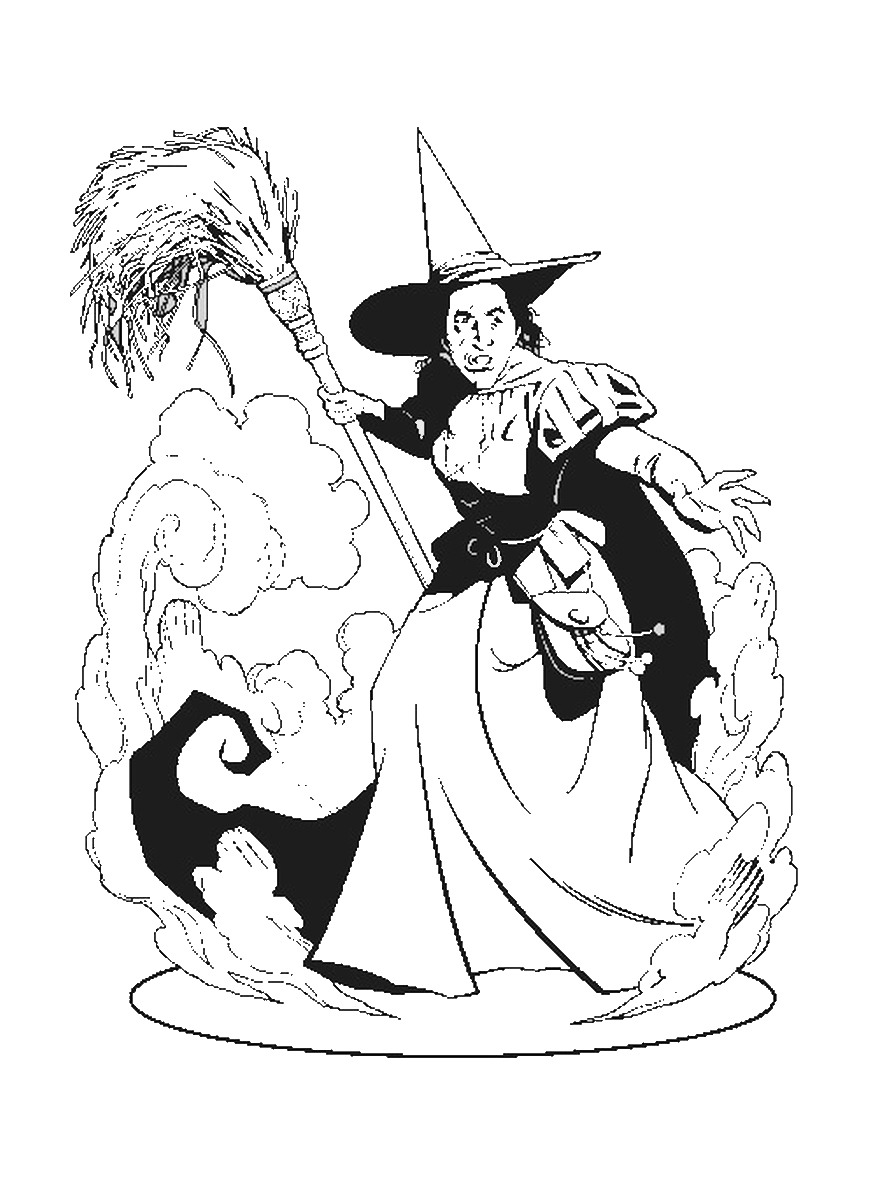 wizard of oz pictures to print wizard of oz coloring pages of pictures oz wizard print to