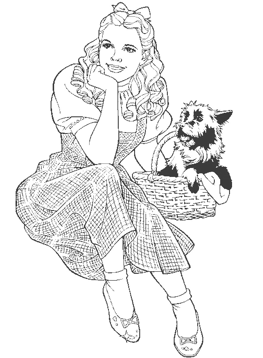 wizard of oz pictures to print wizard of oz coloring pages print of to pictures oz wizard