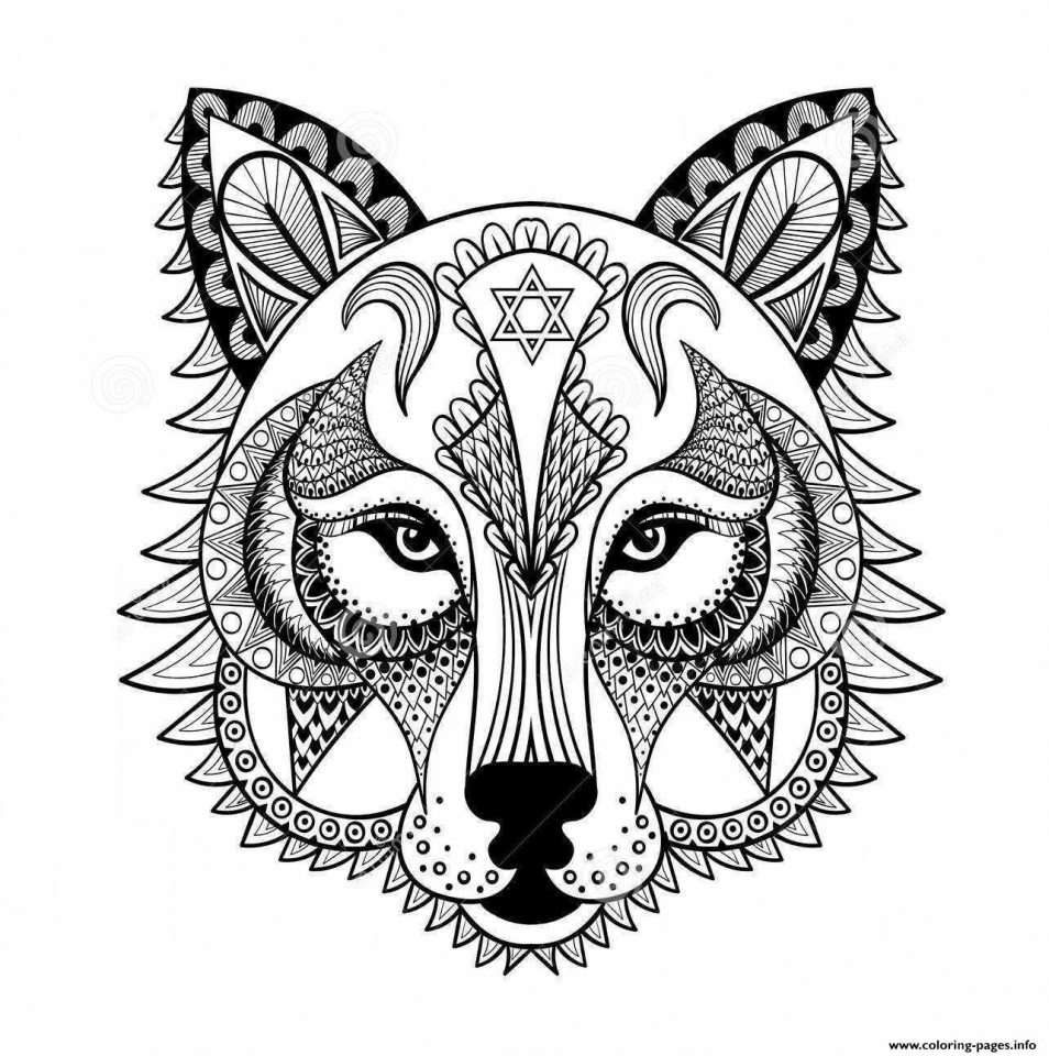wolf coloring pages for adults wolf adult colouring page colouring in sheets art for coloring wolf pages adults
