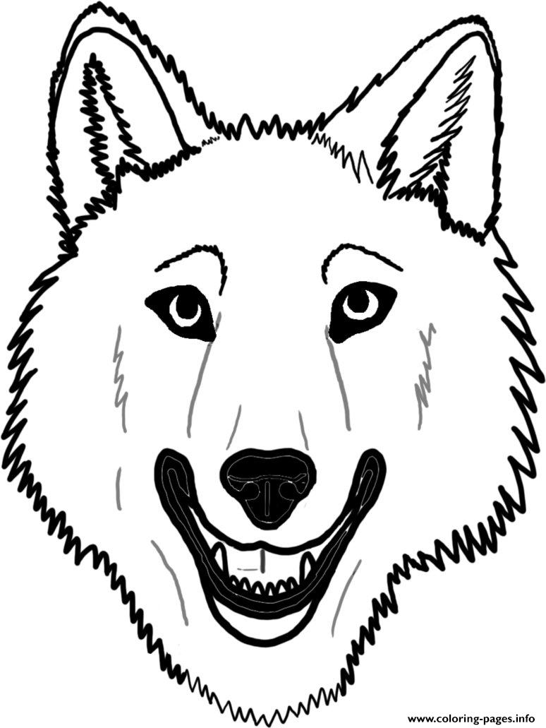 wolf face coloring pages library of wolf face mask clipart black and white stock pages wolf face coloring