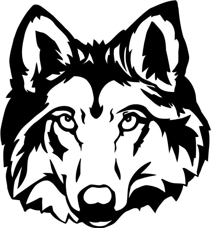 wolf face coloring pages wolf face outline coloring home coloring wolf pages face