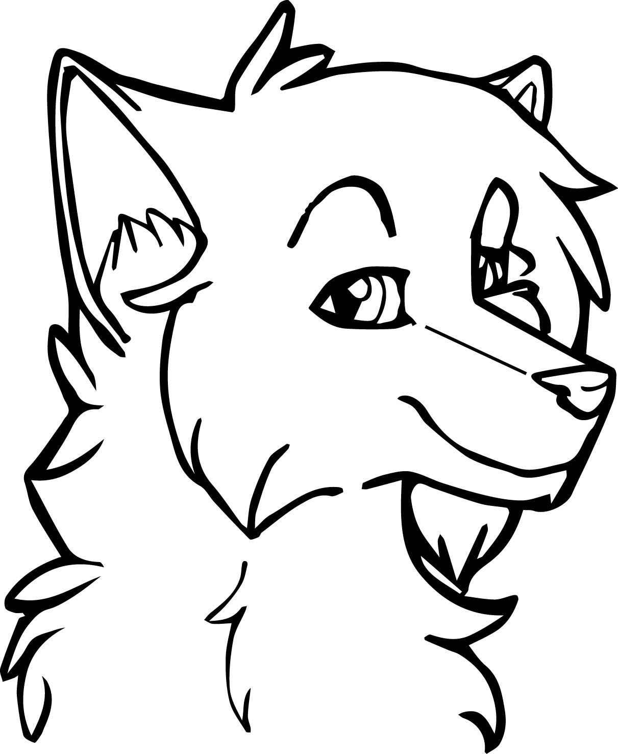 wolf face coloring pages wolf face outline coloring home wolf pages coloring face