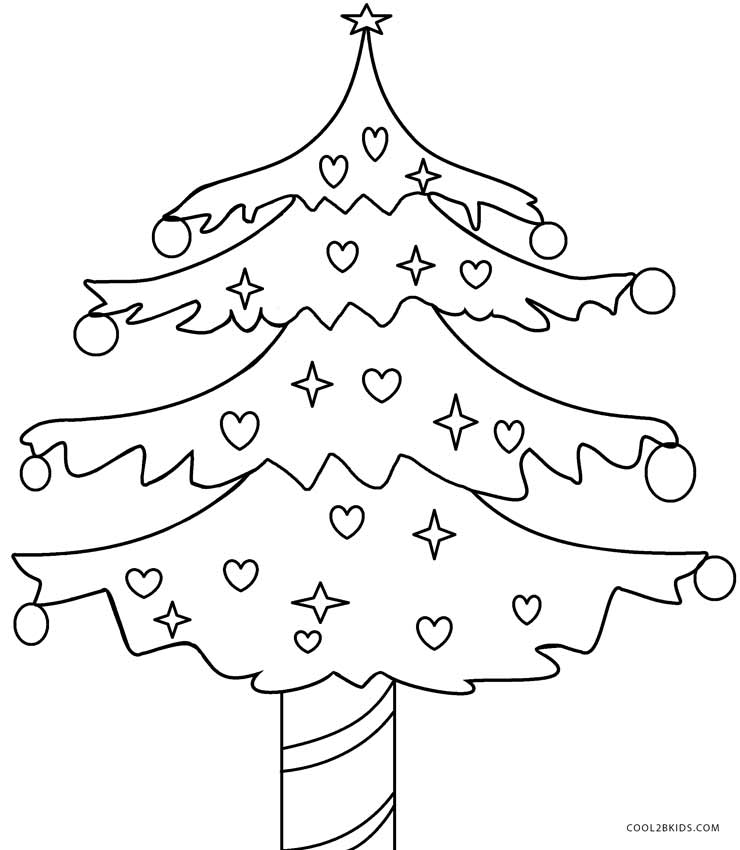 xmas tree colouring pages printable christmas tree coloring pages for kids cool2bkids xmas tree colouring pages